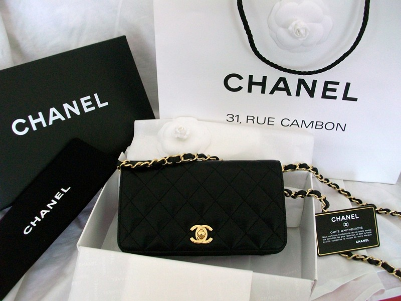 Comment reconna tre un sac chanel authentique for Sac chanel interieur