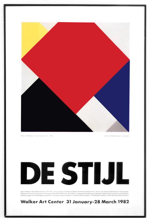 De Stijl Mondrian - de Stijl - ...