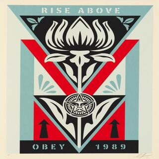 Obey-Rise-above