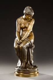 Auguste Joseph Pfeiffer estimation des sculptures