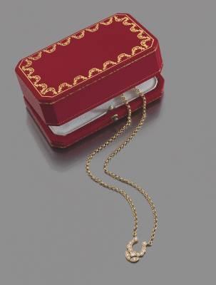 Cartier, Pendentif, bijou