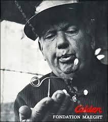 Alexandre Calder et Maeght