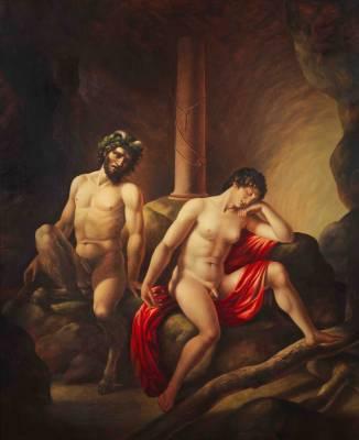Carlo Maria Mariani, vente aux enchères, tableau