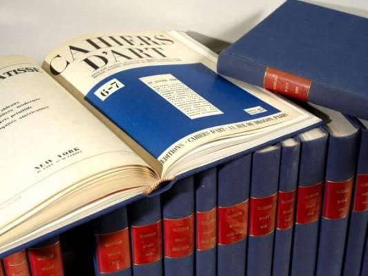 Les cahiers d'art, estimation et valeur