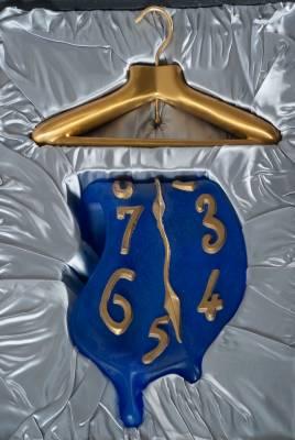 Salvador Dali, Daum, montre molle, sculpture