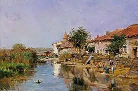 Edmond Marie Petitjean, peintre lorrain