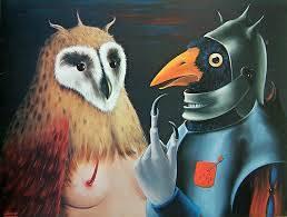 Felix Labisse, peintre de l'art fantastique