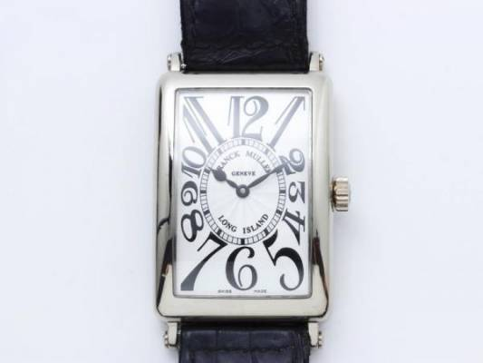 Frank Muller, montre or gris