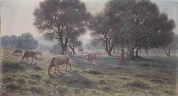 Antoine Gadan et ses campagnes d'Algérie