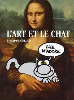 Le Chat de Philippe Geluck au Musée en Herbe de Paris