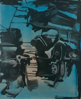 Giani Bertini, tableau, vente aux enchères