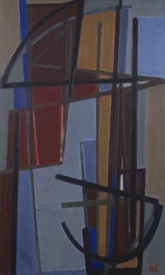 Helge Ernst, Composition, tableau