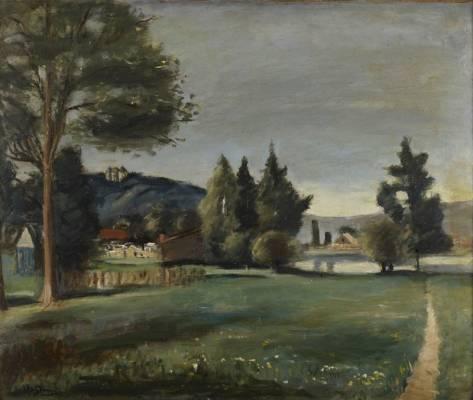 Henri Hayden, château de Saint Rémi, vente aux enchères