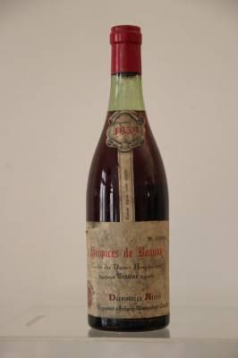 Beaune vins et alcools