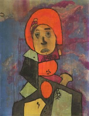 Gaston Chaissac, personnage, tableau