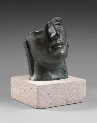 Igor Mitoraj, Centurion II, sculpture