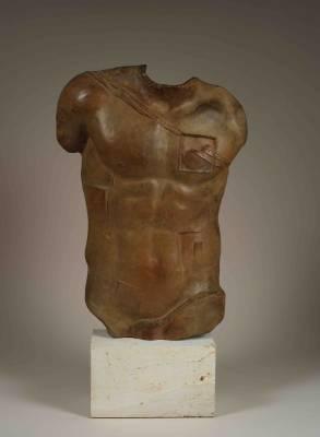 Igor Mitoraj, sculpture en bronze