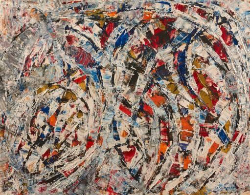 Jacques Germain, composition 1974