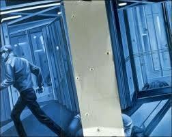 Jacques Monory, le film noir de la peinture