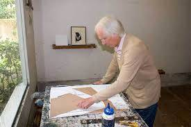 John Levee, peintre américain
