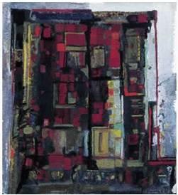 Maria Helena Vieira da Silva, frontière entre la figuration et l'abstraction