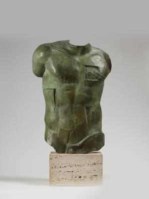 Persée, Igor Mitoraj, bronze