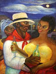 Hector Molné, peintre cubain