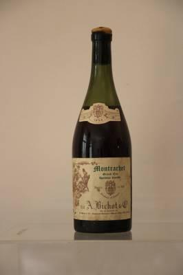 Montrachet, vins et alcools