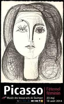 Picasso, l'éternel féminin
