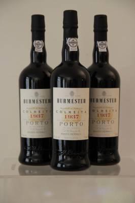 Porto Burmeister, vins et alcools