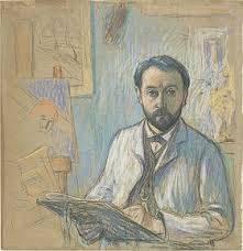 Émile Schuffenecker,  peintre français post-impressionniste
