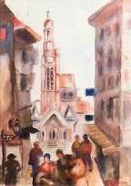 Robert Lotiron, un peintre en guerre