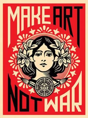Shepard Fairey, un artiste borderline