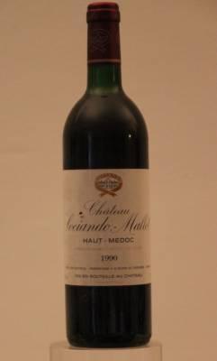 Sociando Mallet, vins et alcools
