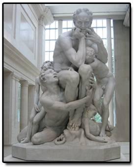 Quelle différence entre sculpture et statue?