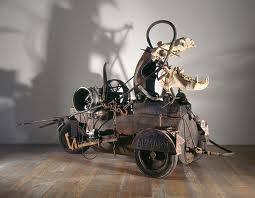 Jean Tinguely, pop art et nouveau réalisme