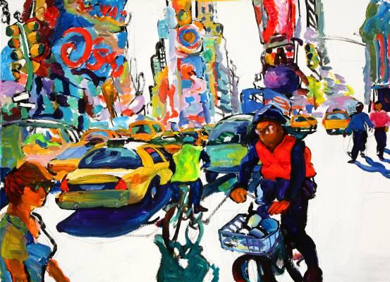 Tom Christopher, un artiste américain qui a la cote