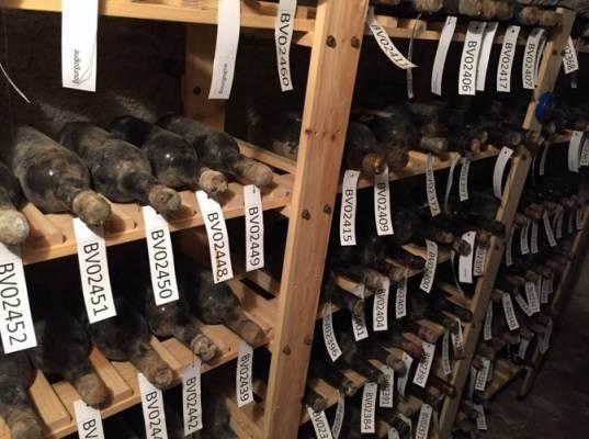 Vins : De véritables trésors en bouteilles