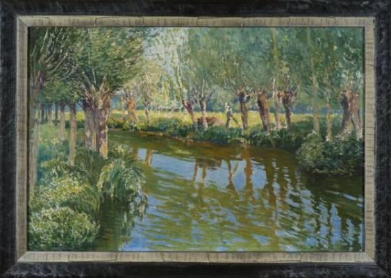 Vaclav Radimsky, le plus impressionnant des peintres tchèques