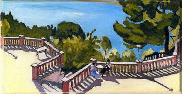 Albert Marquet se découvre au musée d'art moderne de Paris
