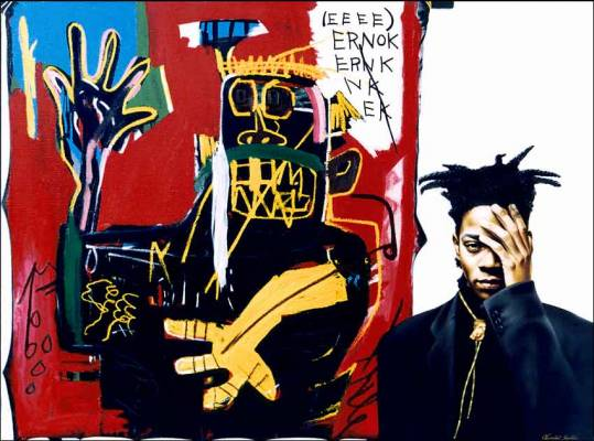 Happy birthday, Monsieur Basquiat