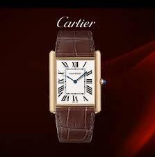 Cartier : un Tank est entré chez Cartier