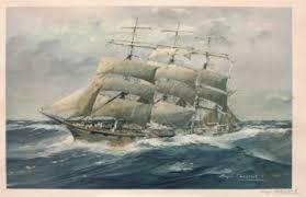 Roger Chapelet peintre de la mer