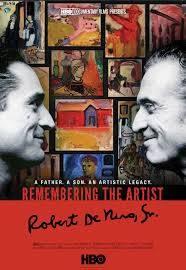 Robert de Niro, peintre est le père de Robert de Niro