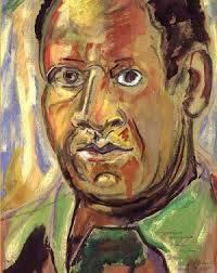 Beauford Delaney , influences post-impressionnistes