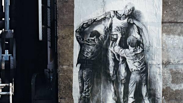 Ernest Pignon-Ernest à Nice : sur les traces d'un pionnier de l'art urbain