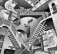 M. C. Escher, un artiste inspiré des mathématiques