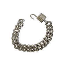 Hermes bracelet maillons entrelacés, bijou