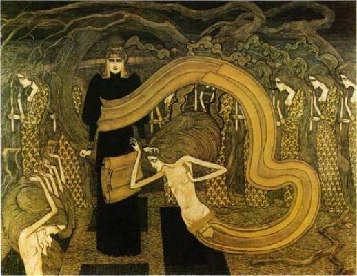 Jan Toorop, entre symbolisme et art nouveau
