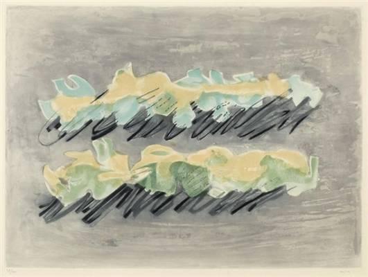 Jean Fautrier représentant de l'art informel